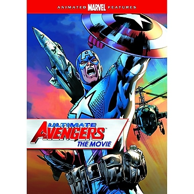 Captain America Ultimate Avengers (DVD)