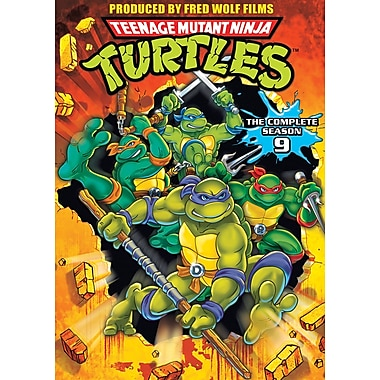 Teege Mutant Ninja Turtles: Season 9 (DVD)
