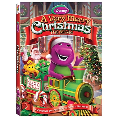 Barney: A Very Merry Xmas (DVD)