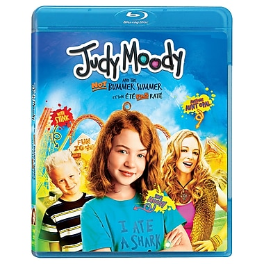 Judy Moody and the Not Bummer Summer (Blu-Ray)