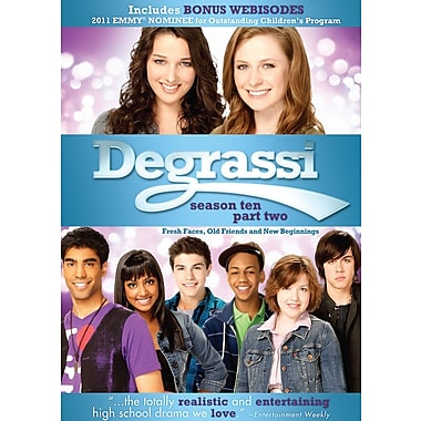 Degrassi: The Tenth Season: Part2 (DVD)