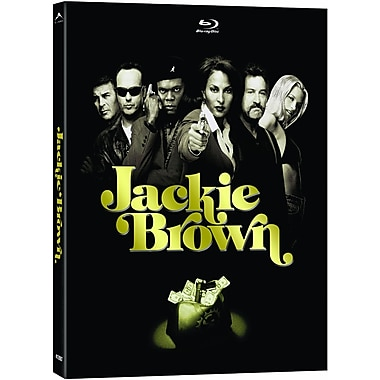 Jackie Brown (Blu-Ray + DVD)
