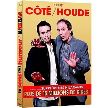 Côté/Houde - Coffret (DVD)