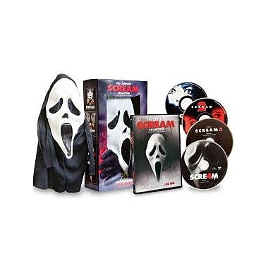 Scream: The Complete Collection (Blu-Ray)