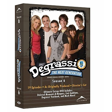 Degrassi: The Next Generation: Season 6 (DVD)