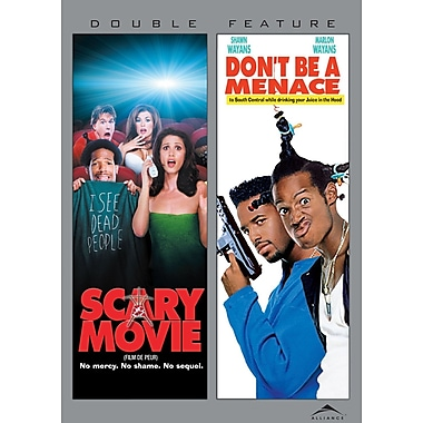 Don't be a Menace to South Central .... /Scary Movie (DVD)