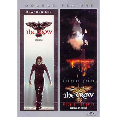 The Crow/The Crow: City of Angels (DVD)