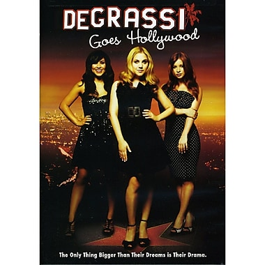 Degrassi Goes Hollywood (DVD)