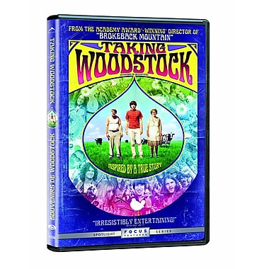 Taking Woodstock (DVD)