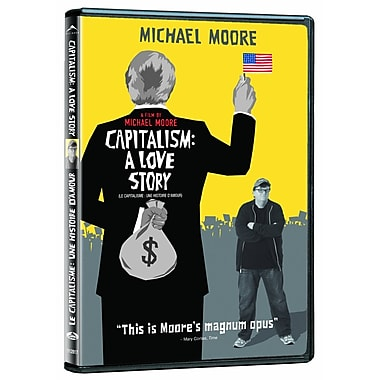 Capitalism : A Love Story (DVD)