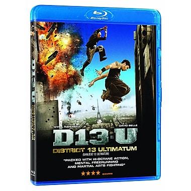 District 13 Ultimatum (Blu-Ray)
