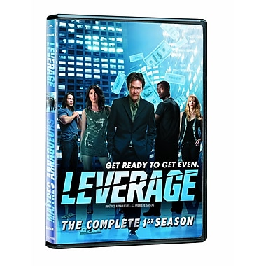Leverage: The Complete First Season (DVD)