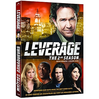 Leverage: The Complete Second Season (DVD)