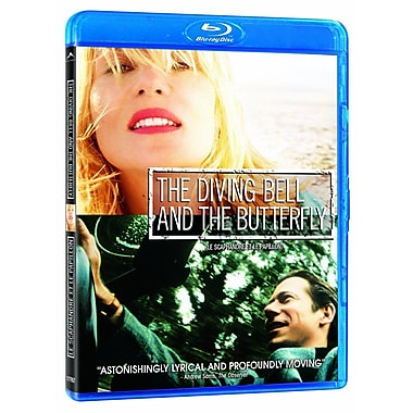 The Diving Bell and the Butterfly (Blu-Ray)