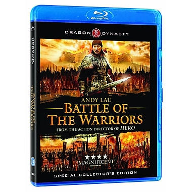 Battle of the Warriors (Formerly Battle of Warlords) (Blu-Ray)