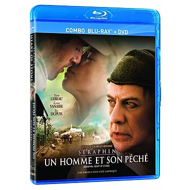 Seraphin: Heart of Stone (Blu-Ray + DVD)