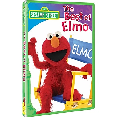 Sesame Street:Best Of Elmo (Ff) (DVD)