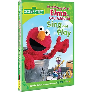Sesame Street:Elmo In Grouchland (Ff) (DVD)