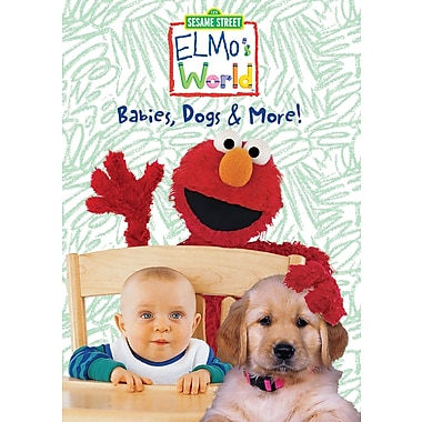 Sesame Street:Elmos World:Babies, Dogs & More (Ff) (DVD)
