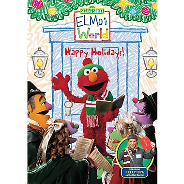 Elmo's World: Happy Holidays! (DVD)