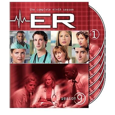 Er: The Complete Ninth Season (DVD)