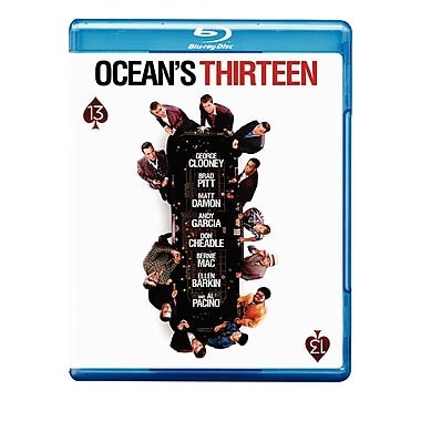 Oceans Thirteen (Blu-Ray)