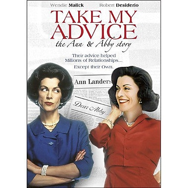 Take My Advice: The Ann and Abby Story (DVD)
