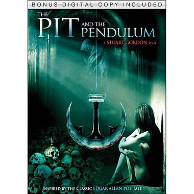 Pit and the Pendulum, The Includes bonus digital copy (DVD)