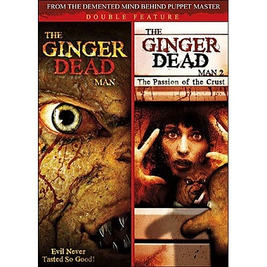 Gingerdead Man/Gingerdead Man 2: Passion of the Crust (DVD)