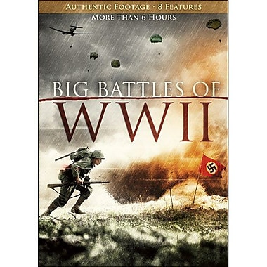 Big Battles of WWII (DVD)