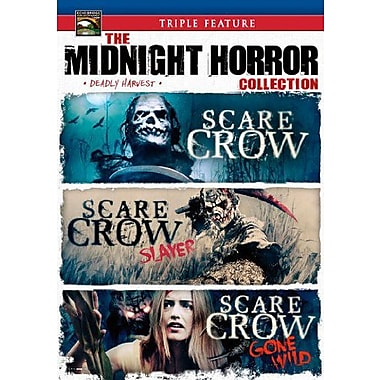 Scarecrow Triple Feature (DVD)