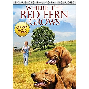 Where the Red Fern Grows (DVD)