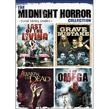 The Midnight Horror Flesh Eating Zombies Collection (DVD)