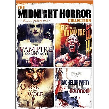 The Midnight Horro Blood Predators Collection (DVD)