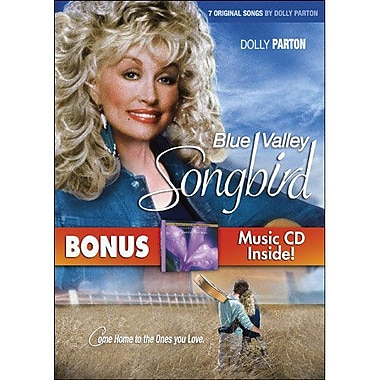 Blue Valley Songbird Bonus CD: Fresh Country Rain (DVD)