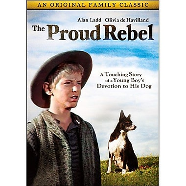 The Proud Rebel (DVD)