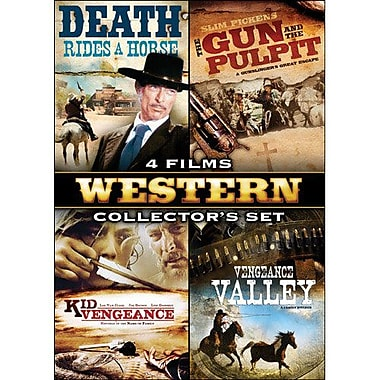 Classic Westerns Collector's Set Volume 3 (DVD)