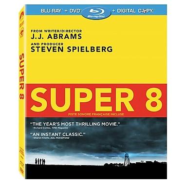 Super 8 (Blu-Ray + DVD + copie numérique)