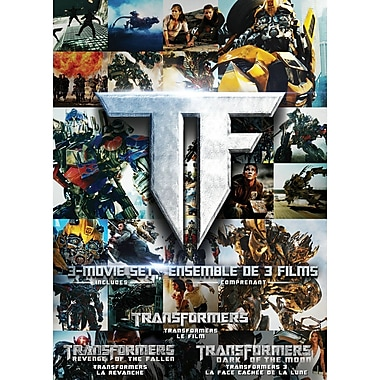 Transformers Trilogy Gift Set (DVD)