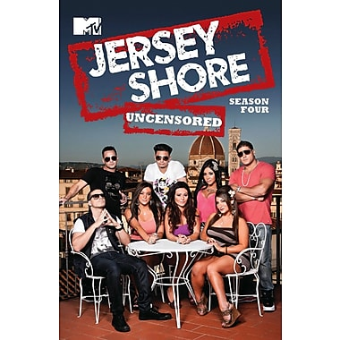 Jersey Shore: Season Four (DVD)