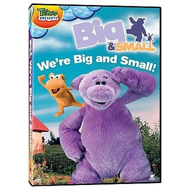 Big & Small - We're Big and Small (DVD)