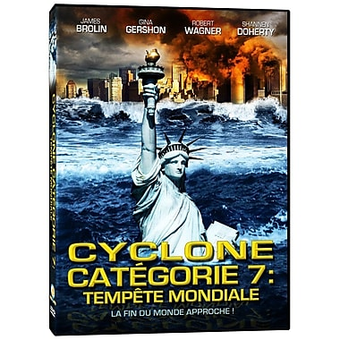 Cyclone Catégorie 7: Tempete Mondiale (v.a. Category 7: The End of the World) (DVD)