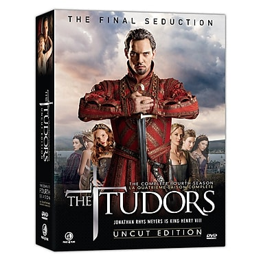The Tudors: The Complete Fourth and Final Season (DVD)