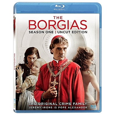 The Borgias: Season One (Blu-Ray)