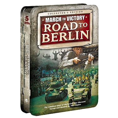 March to Victory: Road to Berlin (DVD)