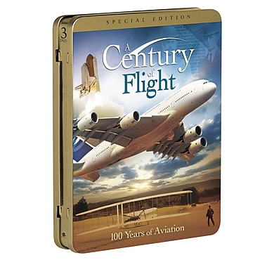 A Century of Flight: 100 Years of Aviation (DVD)