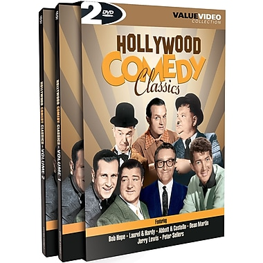 Hollywood Comedy Classics (DVD)