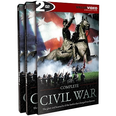 The Complete Civil War (DVD)
