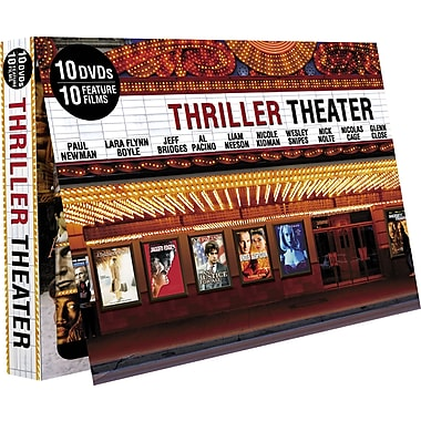 Thriller Theatre (DVD)