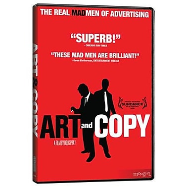 Art and Copy (DVD)